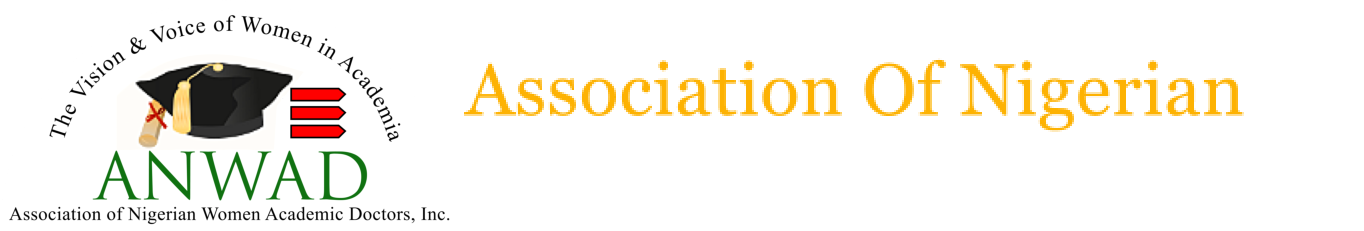 ANWAD - Association of Nigerian Women Academic Doctors, Inc